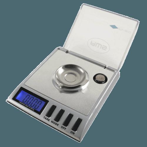Digital Milligram Scale – Capacity: 50g/0.001g - Strate Labs