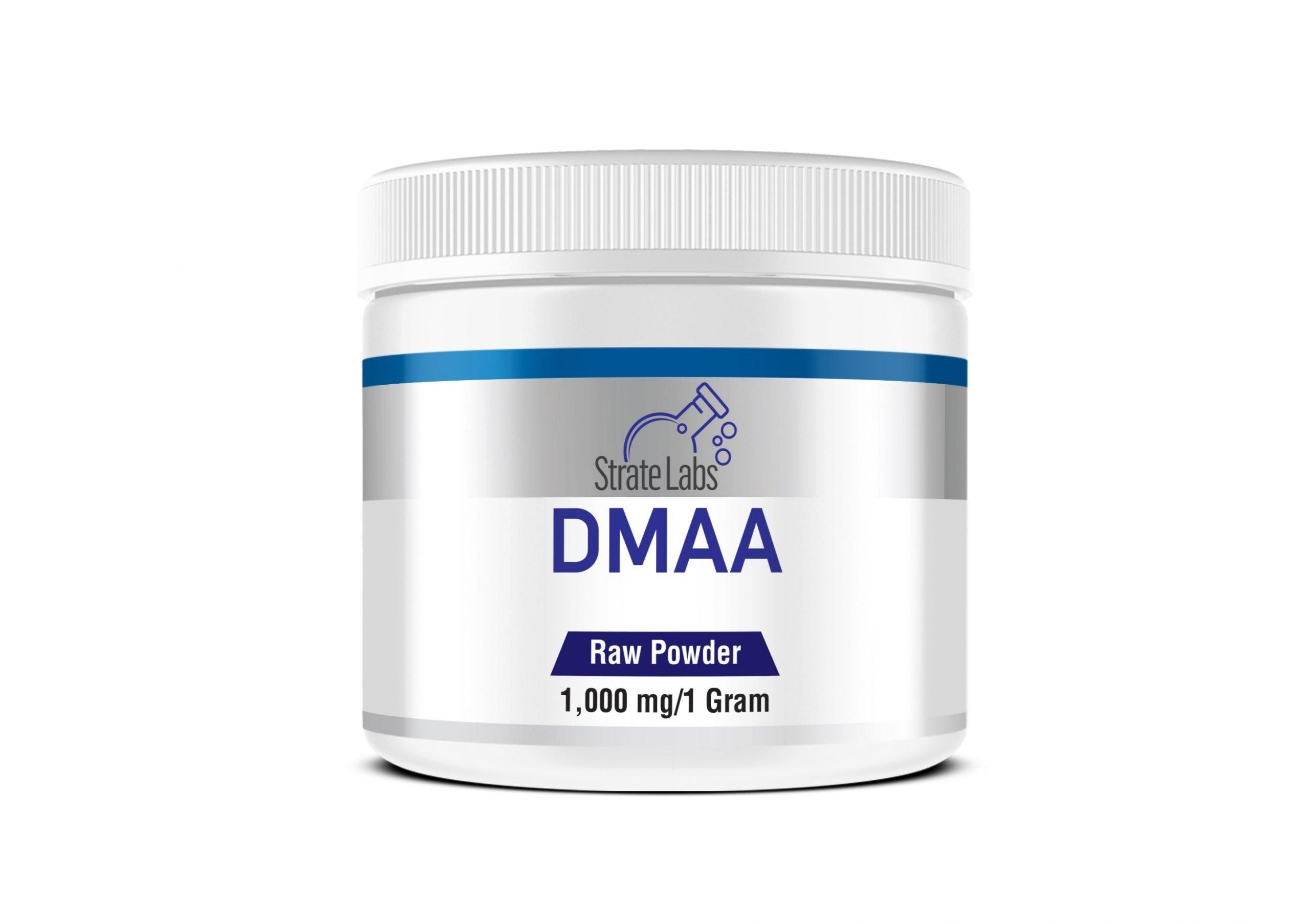 DMAA | 1000mg - Strate Labs