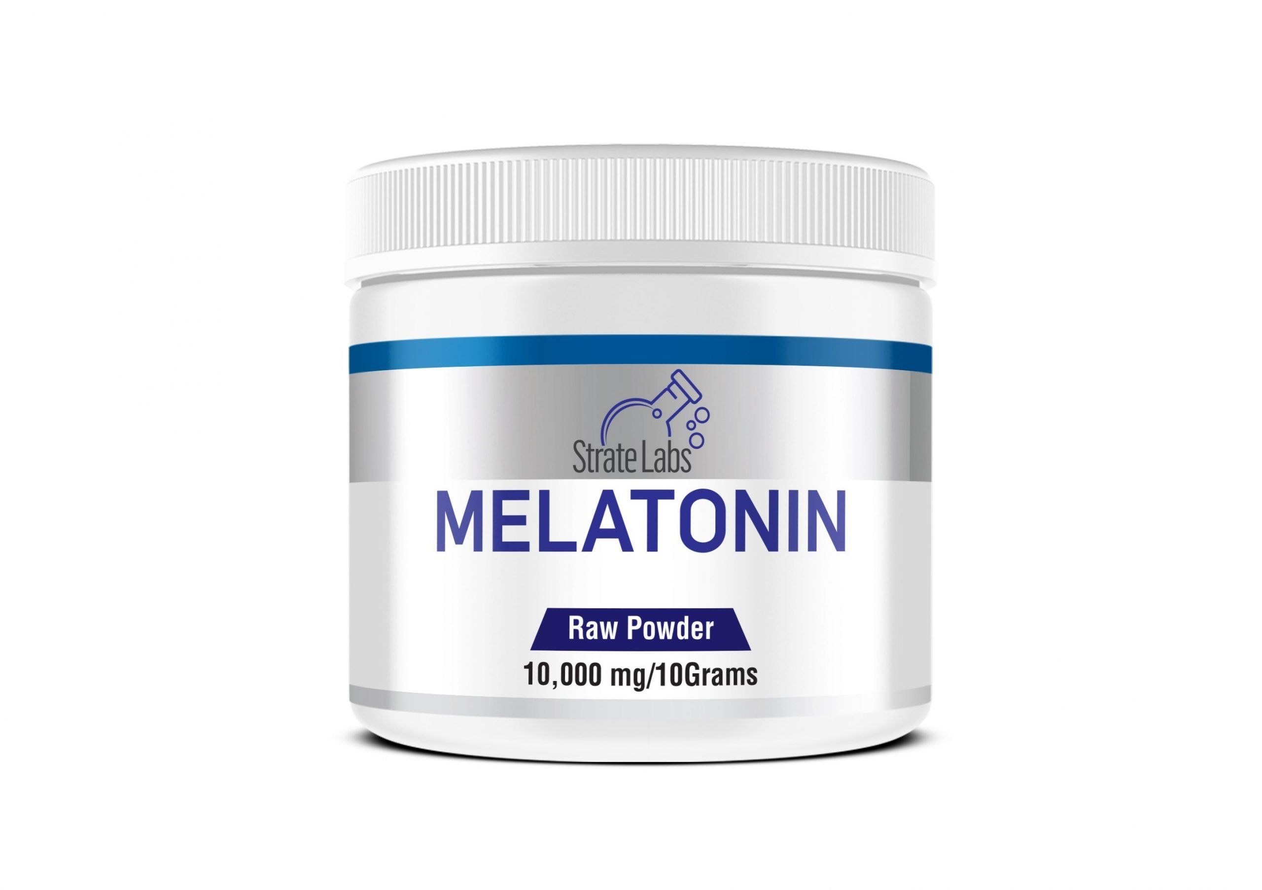 MELATONIN Powder | 10,000MG - Strate Labs