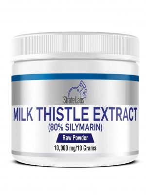 Milk Thistle Extract Powder | 10,000MG - Strate Labs