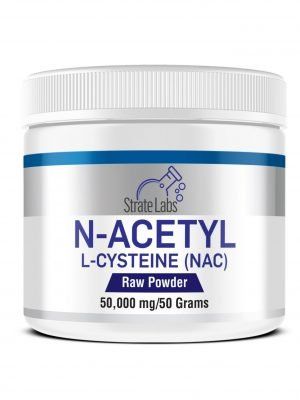 N-ACETYL Powder | 50,000MG - Strate Labs